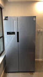 SIEMENS/西门子 KA92SE90TI 610升风冷无霜对开门冰箱玻璃