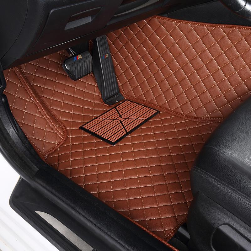 正 主驾驶位座室 副单个片专用皮革全包围汽车脚垫单片脚踏地垫新