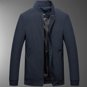 2105/P50 爸爸商务装夹克衫中老年新款休闲外套棒球服薄款春秋装,男装夹克,722