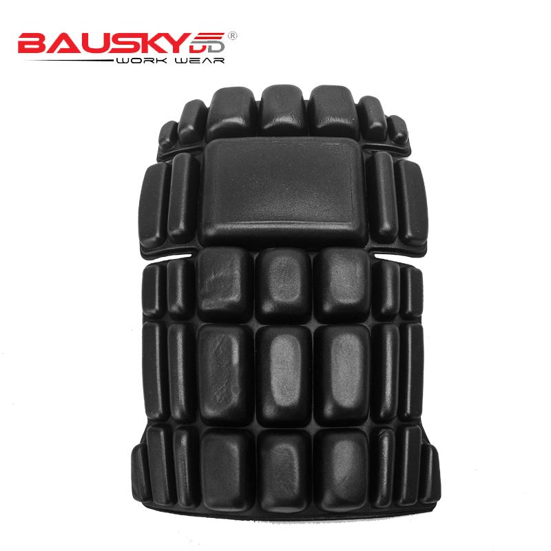 保世基工装裤专用EVA隐藏式装卸式护膝工作服劳保工装保护膝盖