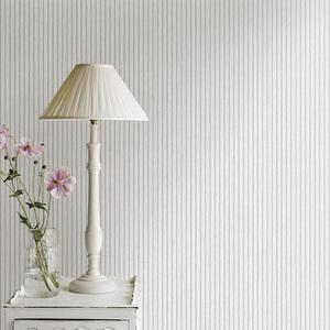 艺速现代简约条纹素色纯色墙纸瀑布