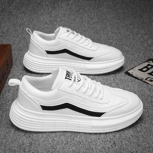 香港正品男鞋夏季2020新款小白鞋透气韩版潮流百搭运动休闲鞋板鞋