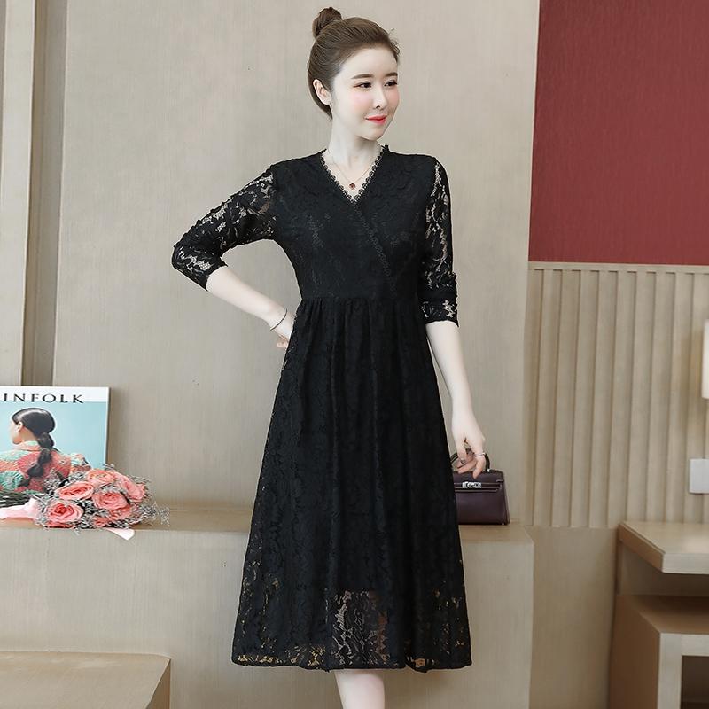 2020年新款式春夏装连衣裙今年流行春款女装好看漂亮春天春季衣服