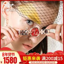 手表女2021年新款瑞士简约气质十大品牌手表女士机械表情人节礼物