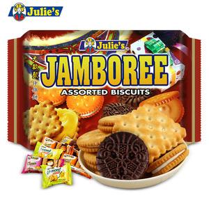 领10元券购买马来西亚进口品julies茱蒂丝花生酱