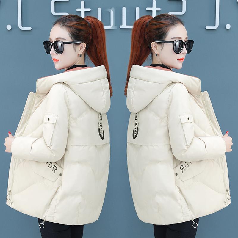 短款棉衣女2019冬季新款潮流小棉袄女装韩版学生羽绒棉服女面包服