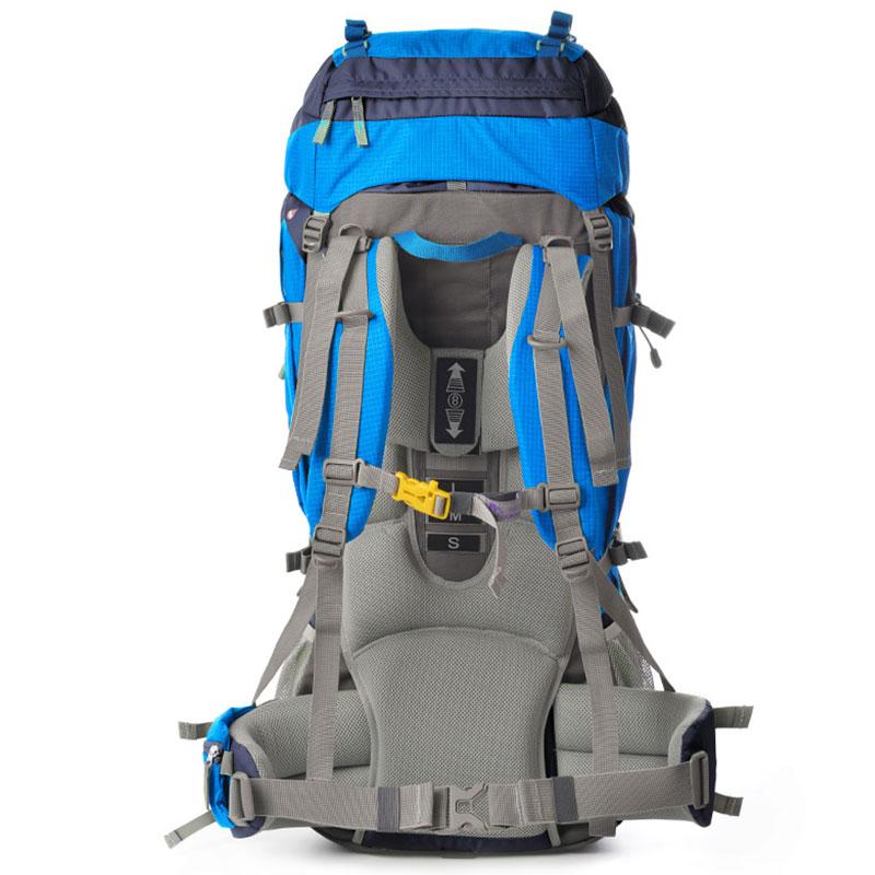 玛丁图第二代专业重装登山包男户外露营背包双肩女旅行包80L90升