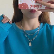 银泰同款送女友婆婆时尚优雅精选淡水珍珠项链近圆京润芬芳