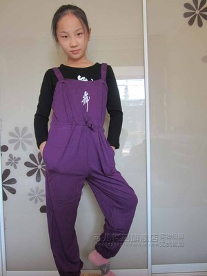 88ef076bab95 Children practise dancing costumes dance trousers suspenders ...