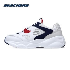 领30元券购买Skechers斯凯奇D'LITES厚底增高熊猫鞋男女时尚老爹鞋88888129