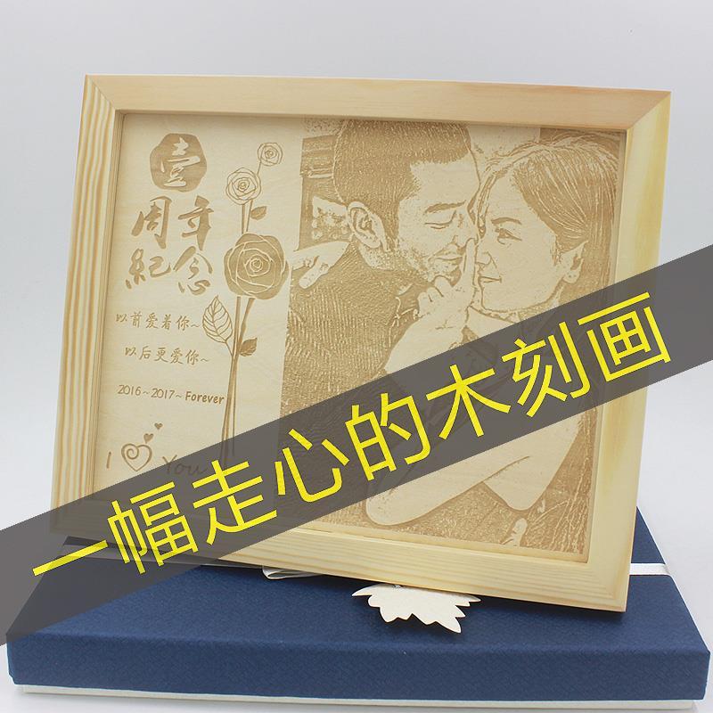 86.55元包邮七夕情人节创意礼品送女生男朋友生日礼物结婚一周年纪念日送老婆