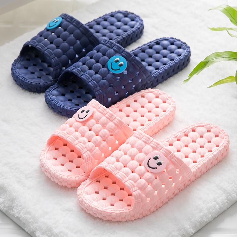 凉拖鞋男女浴室夏季厚底居家拖鞋质量怎么样