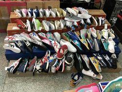 意大利高端男士户外运动休闲鞋孤品迪家好货越野复古慢跑鞋猪巴皮