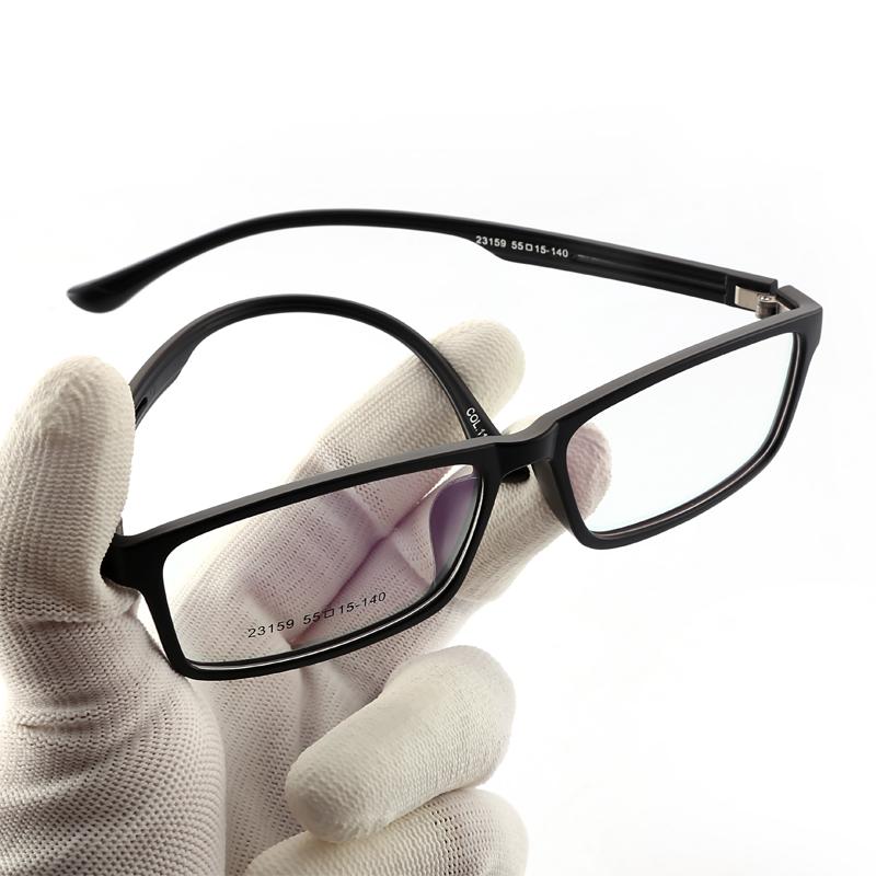 配超轻tr90眼镜框 男 全框近视眼镜女成品近视镜眼睛架平光眼镜男