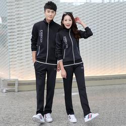卫衣套装男情侣装休闲运动套装情侣潮流两件套A166-811-P60