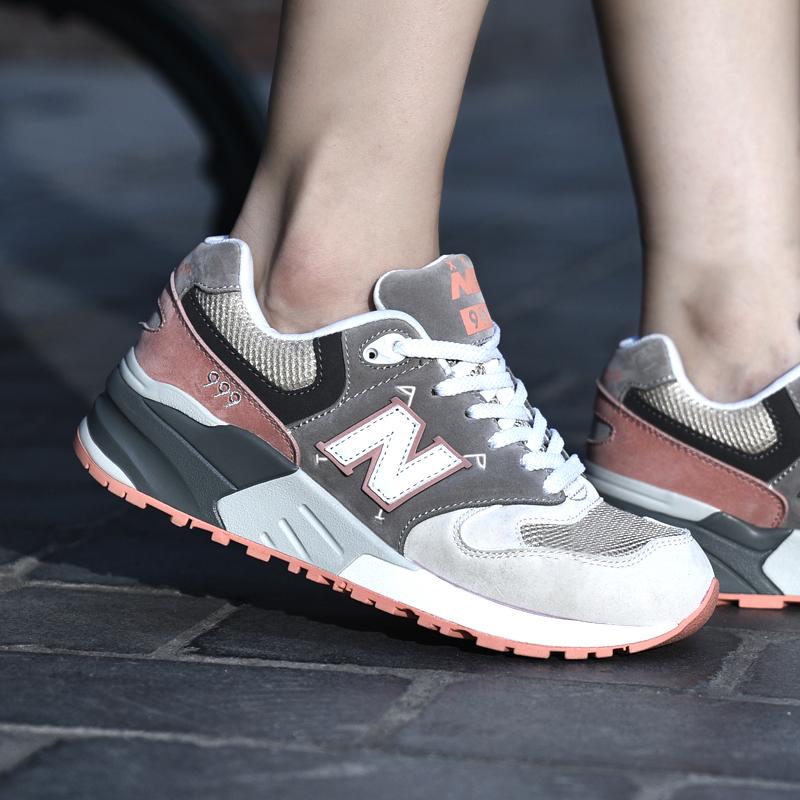 豪新百伦斯凯NPRLON正品NB999女鞋子冬季跑步休闲潮2020新款男鞋