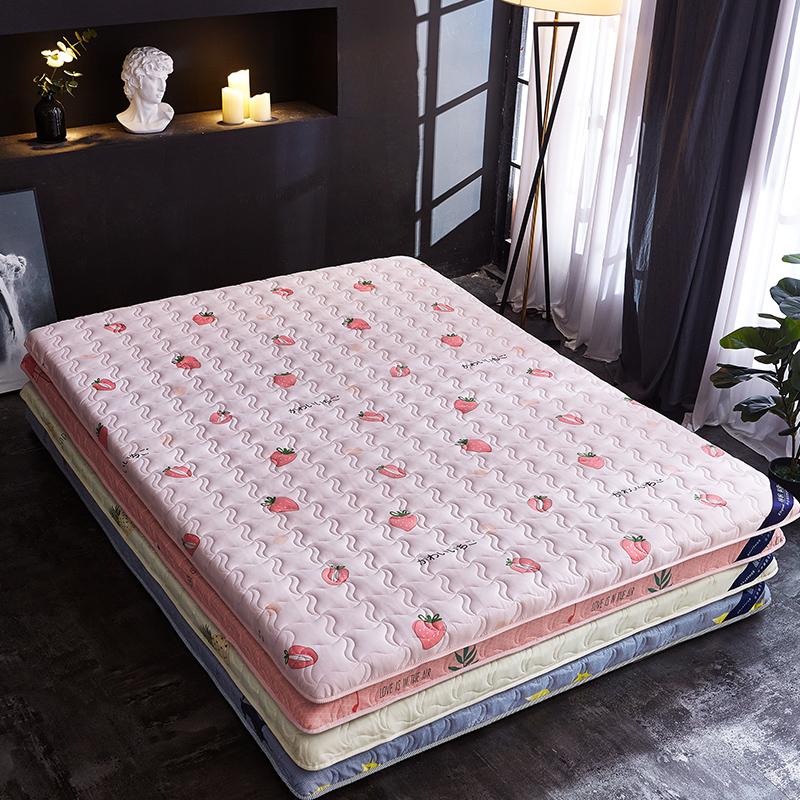 1.8 m床双人加厚折叠1.5米床垫热销114件正品保证