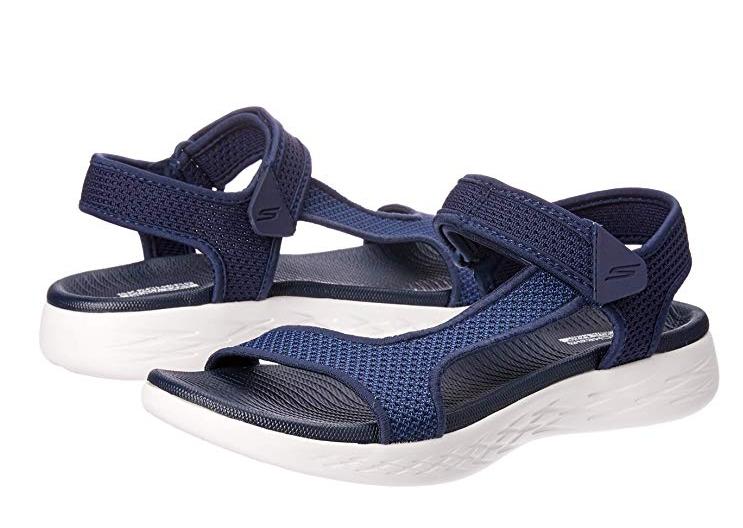 Skechers  斯凯奇 运动凉鞋On The GO 600  沙滩鞋 16176