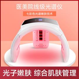 LED光谱仪光子嫩肤仪祛痘家用大排灯美容仪折叠光照灯美容院专用图片