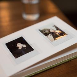 PaperTravel纸旅原创3寸拍立得可定制相册插页式手帐情侣家庭影集
