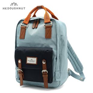 HK DOUGHNUT正版甜甜圈雙肩包新品ins超火户外旅行女學生書包揹包