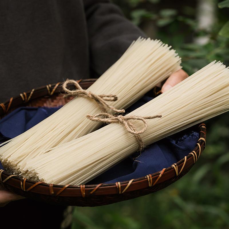 江西米粉干米线南昌米粉炒米粉纯大米米粉可做螺蛳粉桂林米粉米线
