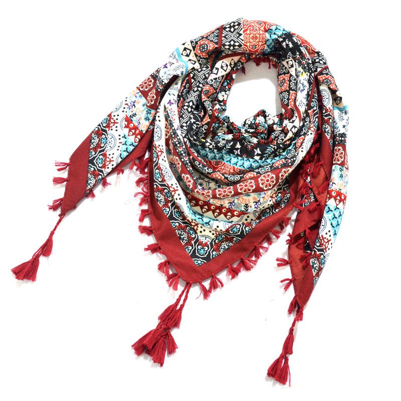 Женские шарфы из хлопка Артикул 599827580804