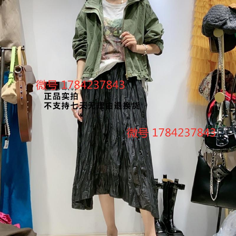 半身裙 丁螺Gn女装2021秋季新款气质半身裙86783 实体价格保正品