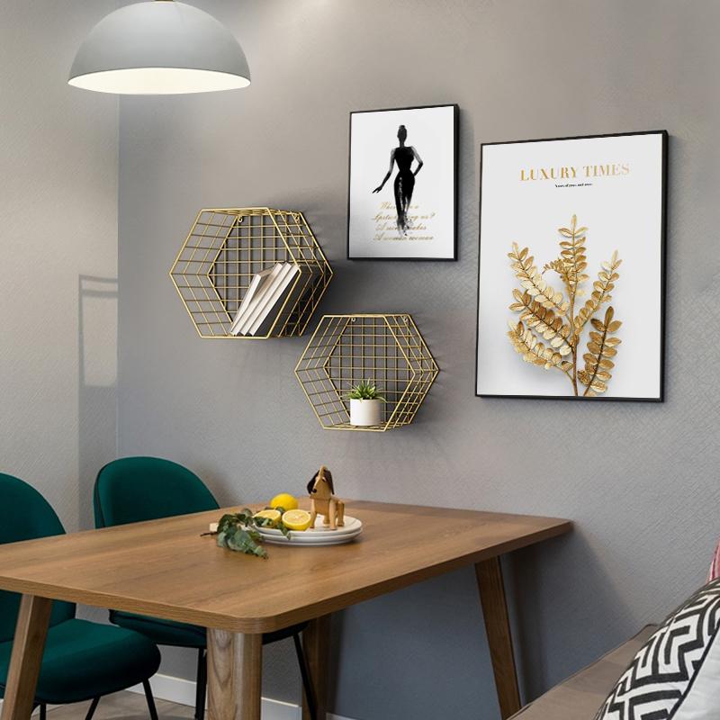 北欧风客厅沙发背景墙装饰画餐厅墙面装饰饭厅墙壁画挂画现代简约