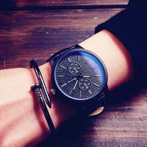 初中高中生青少年手表男韩版简约潮流休闲个姓潮男中学生国产腕表