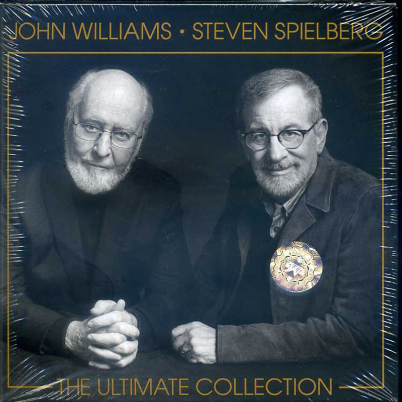【中图音像】约翰·威廉姆斯指挥史蒂文·斯皮尔伯格作品 3CD+DVD