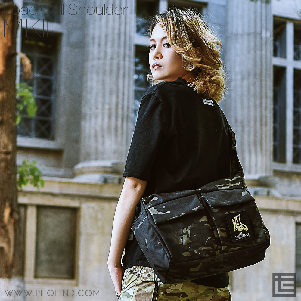 Fenggong postman messenger bag MkIII camouflage color outdoor Chaoren mysterious farm backpack limited color