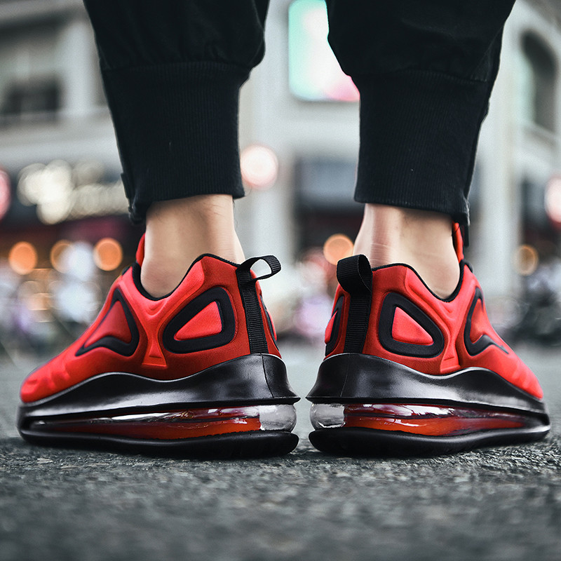 限量新李宁airmax97版270鞋720男飞电欧文5枫叶版agbn022珀之心鞋