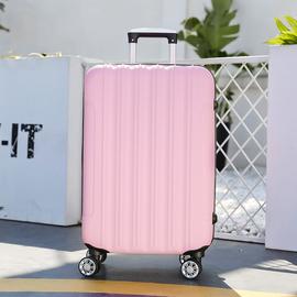韩版学生可爱行李箱女20寸小型拉杆箱万向轮24男潮子母密码箱28寸图片