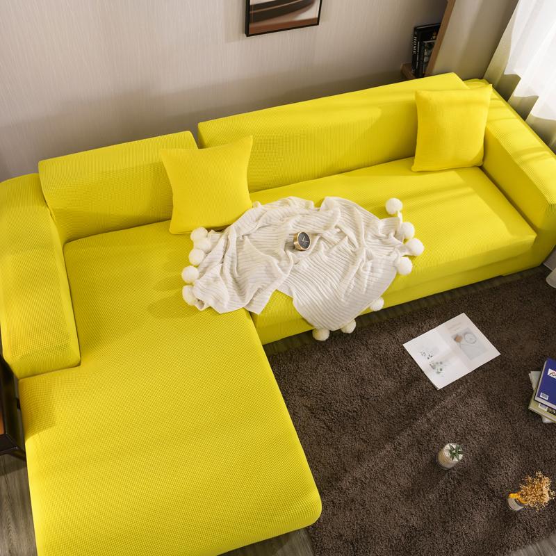 11月04日最新优惠组合沙发套全包万能套沙发罩贵妃123组合L型组合加厚耐磨网红懒人
