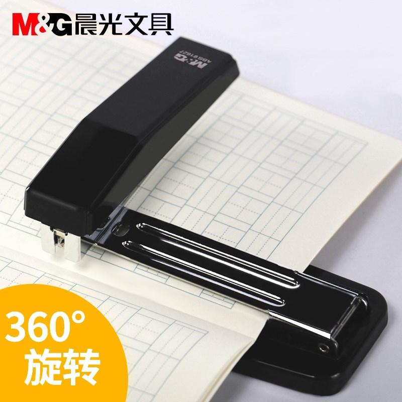 中國代購|中國批發-ibuy99|订书机|可旋转订书机学生用订书器标准型多功能办公用品大号重型加厚钉书