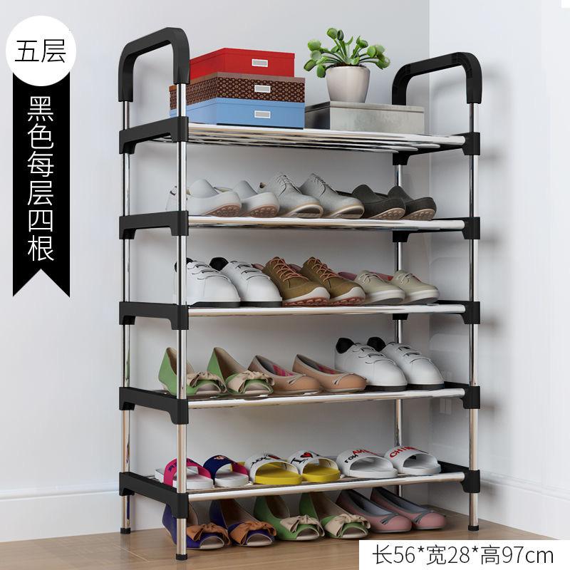 鞋架子简易多层收纳架家用收纳神器宿舍组装型小号鞋柜特价鞋架