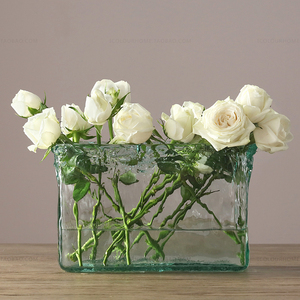 西班牙进口手工环保潘多拉玻璃花瓶