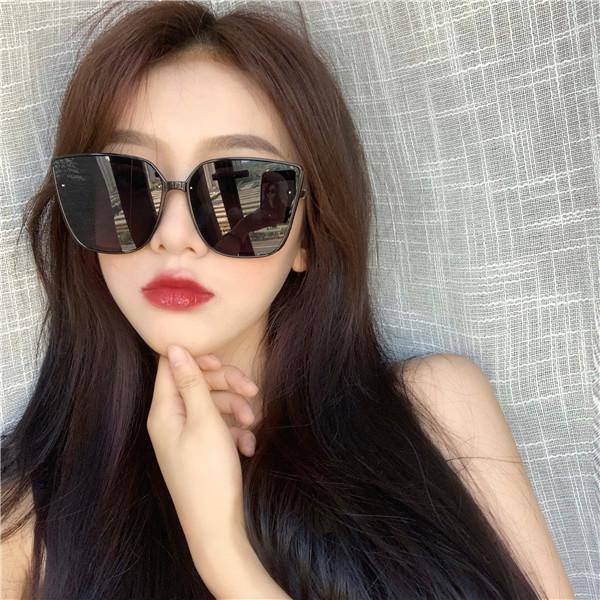 墨镜女2020新款潮时尚街拍大框ins圆脸显瘦韩版复古网红太阳眼镜