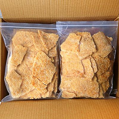 安徽特产锅巴农家网红美食零食小吃休闲食品吃的手工大米柴火土灶