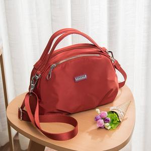 火狐斜挎包网红小包包女2020新款质感女包手提包单肩包手拎帆布包