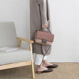 真皮女包2020新款时尚手提包女气质头层牛皮单肩斜挎包女百搭ins图片