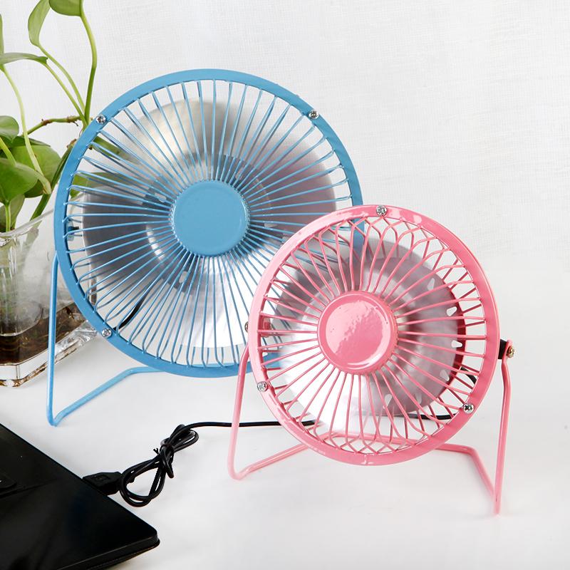 迷你小風扇USB家用靜音宿舍學生扇辦公室微型台式風扇小型電風扇