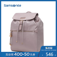 Samsonite/New Star Fashion Women's Bag Portable Nylon Shoulder Bag Korean Backpack 34N