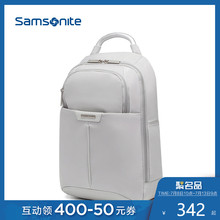 Samsonite/New Beautiful Backpack Women's Bag 13-inch Business Computer Bag Men's Backpack Travel Backpack BP2