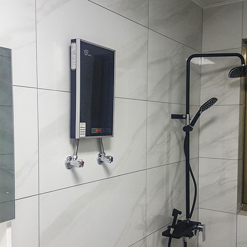 热销0件需要用券诺克司即热式电热水器家用小型快速热淋浴壁挂式过水热洗澡机恒温