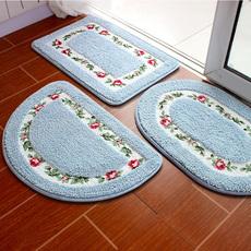 卫生间脚垫浴室地垫防水防滑垫门垫进门门口吸水洗手间卧室地毯