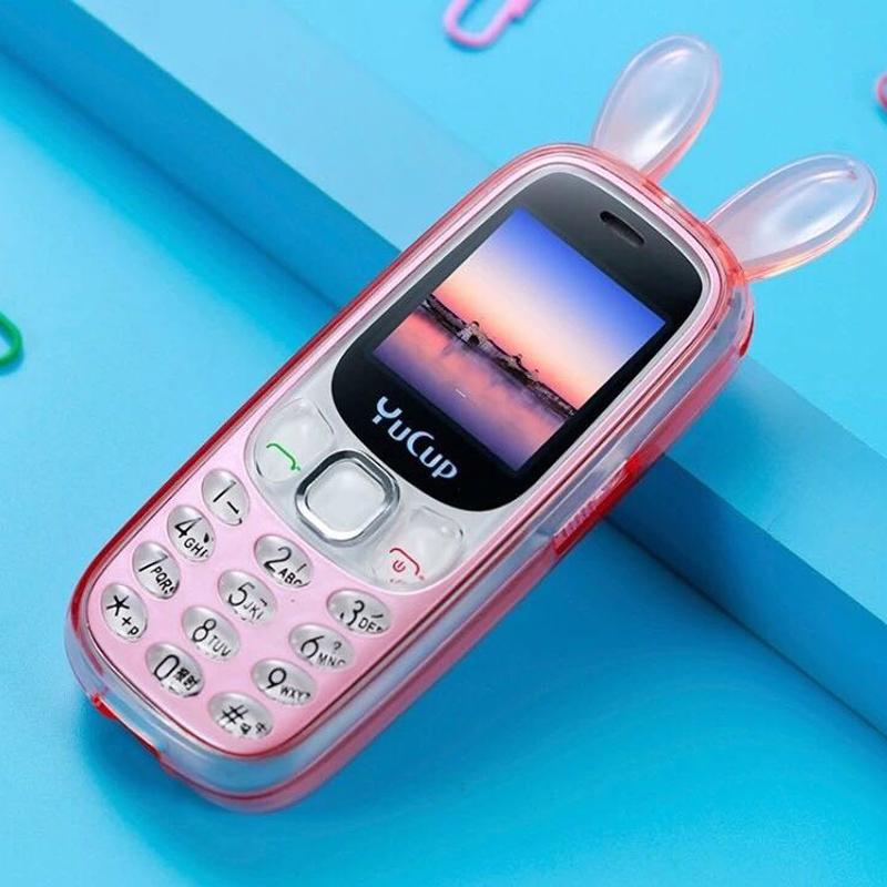 小手机迷你儿童手机小学生可爱卡通定位联通4g女移动电信版全网通