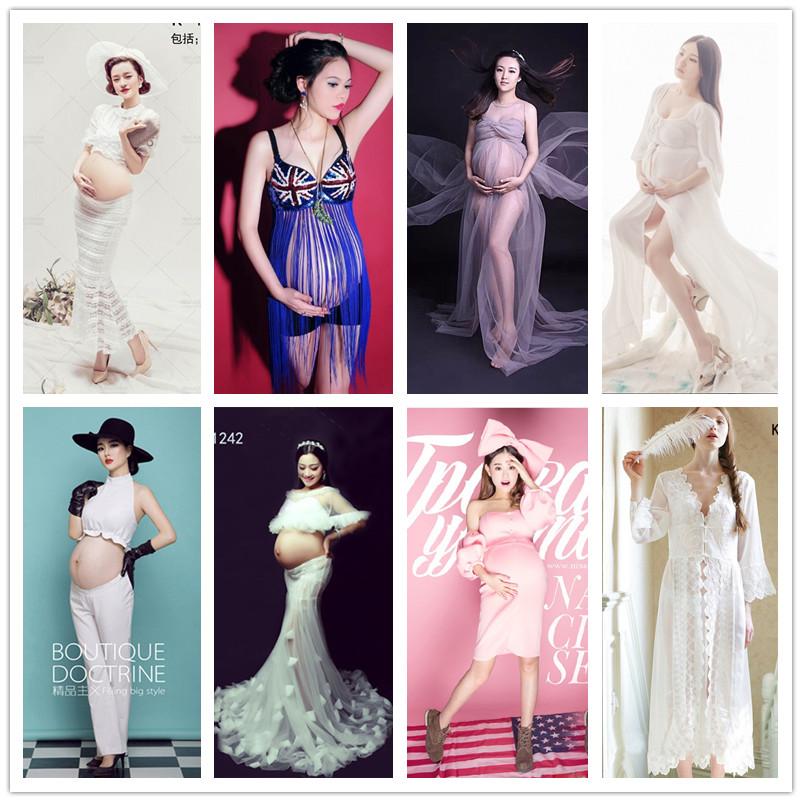 Новый корейский тень этаж беременная женщина наряд 2018 беременная женщина фото одежда мода беременная женщина фотографировать мама фотография одежда