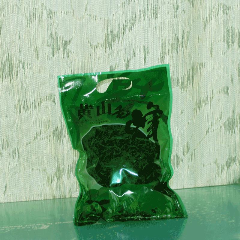 2018安徽黄山毛峰毛尖罐装新茶叶清明前特级春茶头采高山云雾绿茶